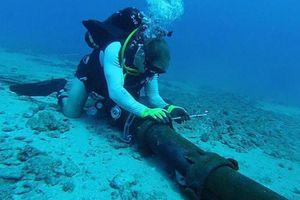 Cáp biển Internet của Việt Nam sẽ được sửa từ ngày 17/4