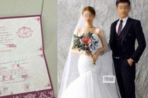 Vừa chia tay người yêu cũ đã mời cưới, cô gái vào xem ảnh thì choáng váng khi nhìn thấy cô dâu