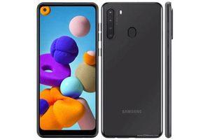 Samsung Galaxy A21 trình làng: 4 camera sau, pin 4.000 mAh, giá gần 6 triệu