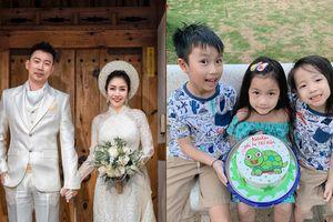 Ốc Thanh Vân gây bất ngờ với câu trả lời 'bá đạo' vì sao cho con trai để tóc dài
