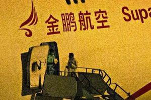 Máy bay Trung Quốc chở 90 tấn thiết bị y tế đến Australia dịp Covid-19