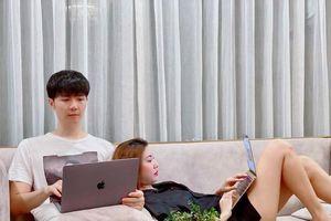 Chuyện showbiz: Á hậu Thúy Vân lần đầu công khai chồng sắp cưới