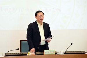 Hà Nội quyết kiểm soát dịch bệnh, đạt mức tăng trưởng cao hơn cả nước 1,3%