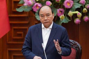 Thủ tướng: Tập trung phát triển thiết bị y tế chống dịch