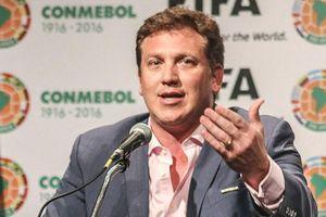 CONMEBOL xin FIFA giải ngân gấp gói cứu trợ 2,7 tỉ USD
