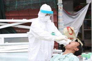 Cận cảnh bên trong Bệnh viện Thận Hà Nội bị cách ly do liên quan tới bệnh nhân 254
