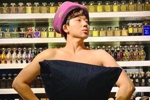 Trấn Thành, Hải Triều diện mốt dùng gối làm váy