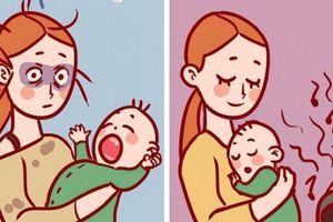 Bác sĩ chia sẻ 10 bí quyết nuôi con dễ dàng hơn