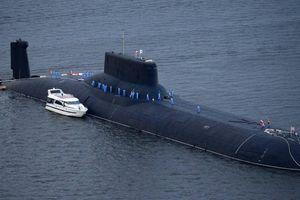 Báo National Interest tiết lộ vụ Mỹ mất dấu, nể sợ tàu ngầm Nga năm 2018