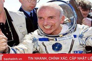 Nga lần đầu đưa du khách lên vũ trụ đón năm mới