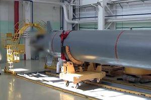 Tiết lộ thời điểm hạ thủy tàu ngầm mang siêu ngư lôi 'diệt cả nhóm tàu sân bay' của Nga