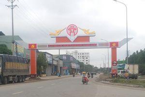 Huyện Thạch Thất ngày đầu nới lỏng giãn cách xã hội