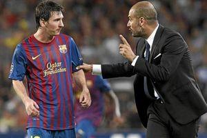 Messi bị tố 'giả tạo và khiêu khích', giống hệt Pep Guardiola
