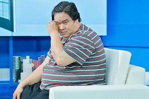 Hoàng Mập: 'Tôi lạc quan dù nặng hơn 147 kg, bị nhiều bệnh'
