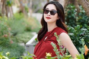 Hoa hậu Đặng Thu Thảo mang bầu lần hai