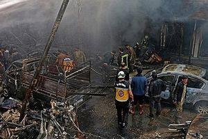 Syria: Đánh bom xe chở dầu khiến gần 100 người thương vong