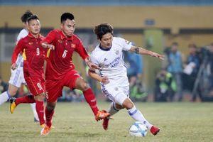 HLV Park Hang Seo dùng sơ đồ 4 hậu vệ, U23 Việt Nam đá 13 phút thua 2 bàn