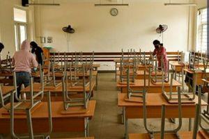 Quận Long Biên: Các trường bố trí lại lịch học, thực hiện nghiêm việc giãn cách