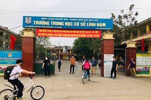 Học sinh Hà Nội trở lại trường sau 3 tháng nghỉ dịch COVID-19