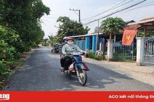 Bình Hòa nỗ lực xây dựng xã nông thôn mới nâng cao