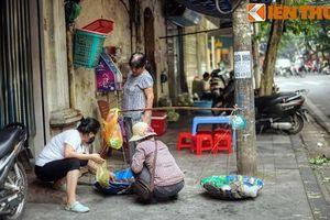Con phố mang tên món ăn 'nhầy nhụa' ở Hà Nội xưa giờ ra sao?