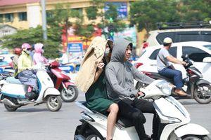 Dự báo thời tiết ngày 4/5: Nắng nóng trên cả nước, cảnh báo mưa lớn ở Hà Nội