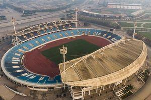 Sân Mỹ Đình lọt Top 5 sân vận động tốt nhất của Đông Nam Á