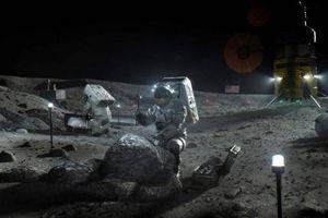 Mỹ tính chuyện khai thác Mặt trăng