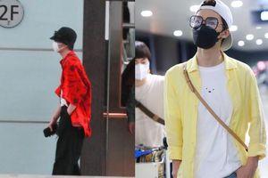 Phạm Thừa Thừa gây chú ý với thời trang sân bay, Chu Chính Đình tham gia chương trình 'Vũ giả vĩ đại' cùng Nhậm Gia Luân