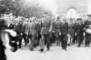 Pháp tổ chức lễ tôn vinh 'tất cả những người lính vô danh'