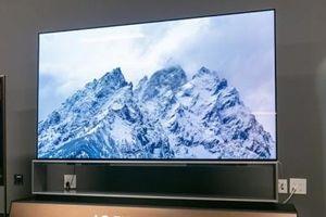 LG ra mắt TV OLED lớn nhất thế giới: Màn hình 88 inch, độ phân giải 8K
