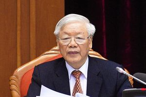 Phát biểu bế mạc Trung ương 12 của TBT Nguyễn Phú Trọng