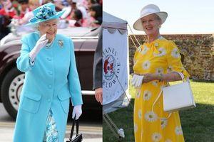 Phong cách hoàn toàn đối lập của nữ hoàng Anh và Đan Mạch