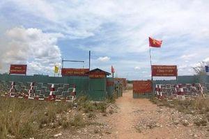 Tranh chấp đất tại KCN Phong Phú