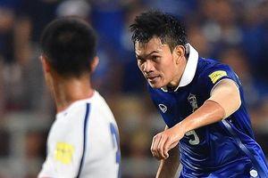 Tiền đạo Thái Lan: 'Sẽ thú vị nếu có cơ hội chơi bóng ở Việt Nam'