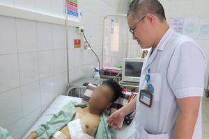 Kích hoạt báo động đỏ cứu sống bệnh nhân đa vết thương
