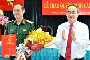Ban Chấp hành, Ban Thường vụ Thành ủy TP.HCM thêm 5 thành viên mới