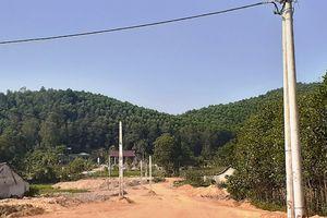 Hà Tĩnh: Mất an toàn tại các công trình vướng phải hành lang lưới điện