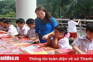 Tăng cường các hoạt động phát triển văn hóa đọc