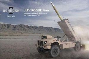 Mỹ đưa tên lửa đối hạm lên xe chiến thuật tự hành