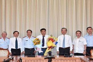 TP Hồ Chí Minh bổ nhiệm Phó Chánh Thanh tra TP