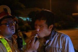 Tài xế say xỉn, dương tính với ma túy rồ ga bỏ chạy khi bị kiểm tra