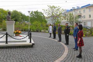 Thành phố Vladivostok kỷ niệm 130 năm ngày sinh Chủ tịch Hồ Chí Minh