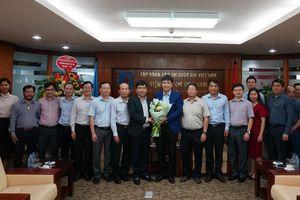 Lãnh đạo PVN chúc mừng VPI nhân kỷ niệm ngày Khoa học và Công nghệ Việt Nam