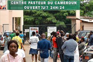 LHQ cung cấp hỗ trợ phòng dịch COVID-19 cho 450.000 người di cư ở Cameroon