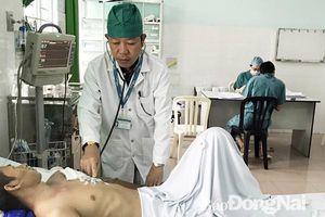 Cứu sống bệnh nhân đa chấn thương