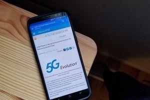 AT&T không được dùng cụm từ '5G Evolution' để quảng bá mạng 4G LTE