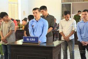 Bảy siêu trộm ở Đắk Lắk lãnh án