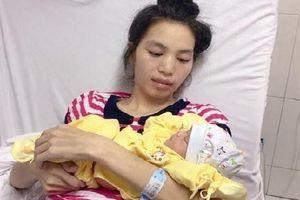 Thai phụ có khối u lớn chèn ép đã vượt qua cơn nguy kịch