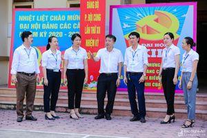 Phường Đội Cung (TP Vinh) quyết tâm vươn tầm cao mới